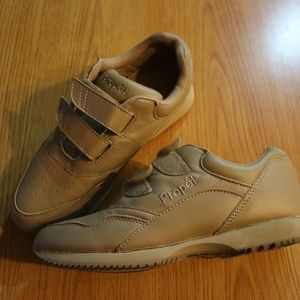 Women's Propet  Walker II Strap Sneakers